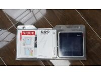 Velux Integra Electric / Wireless Remote Control Pad NEW in Box