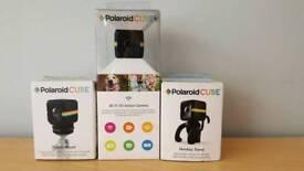 Polaroid Cube + Wi-fi action cam plus accessories