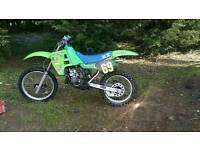 Kx 125 evo 1987