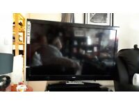 bush 40 inch full hd 1080p led tv+freeview+remote+DELIVERY
