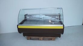 £750+VAT Serve Over Counter Display Fridge Meat Chiller 168cm (5.5feet) ID:T2117