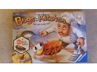 Bugs In The Kitchen. With Nano Bug
