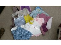 Summer clothes bundle for girl 9 - 12months