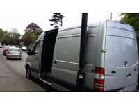 £20/h man and van, Removals, Student & house move, collections, deliveries van hire free quote