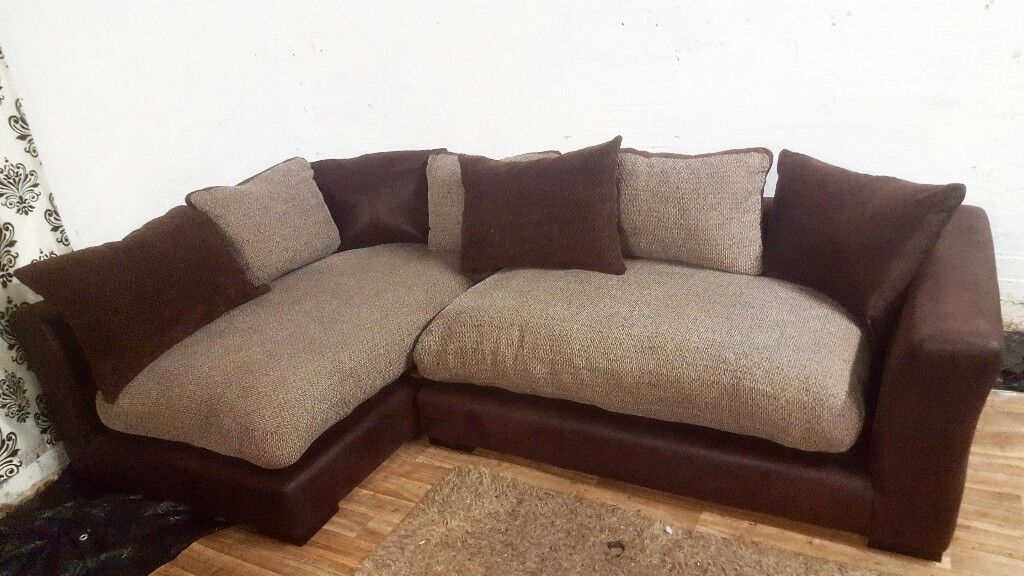best website 7684f bda99 Dfs madison corner sofa can deliver free | in Kidsgrove, Staffordshire |  Gumtree