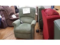 Ex-display Celebrity Regent Dual Motor Riser Recliner Chair, Delivery Available