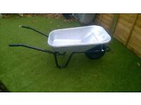 WALSALL WHEELBARROW 85LT BRAND NEW