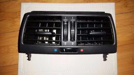 BMW X5 E70 X6 E71 REAR CENTRE AIR VENT GRILL