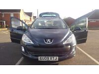 💲 BEST VALUE 💲 2009 Peugeot 308 SW 1.6 HDi S 5dr ★ FAULTLESS DRIVE ★ JUST SERVICED going now