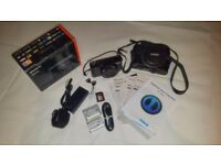 Sony Cybershot DSC-RX100 IV Digital Camera and Accessories - MINT CONDITION