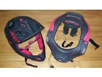 A MET Parachute Helmet