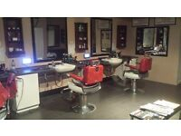 Barber required for busy salon in Beckenham Kent