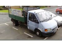 Ford transit tipper spares or repair
