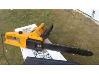 McCulloch Electric Chainsaw, 40cm, 11 metre cable