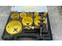 DART HOLESAW SET