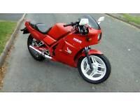1992 Honda ns125r running project classic 2 stroke