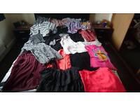 Ladies clothing bundle, size 10. 25 items.