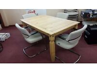 Meeting Room Table & Chairs