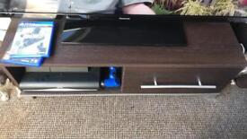 Coffee table and matching tv unit