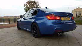 BMW 3 SERIES 3.0 330d M Sport Sport Auto 4dr (start/stop)