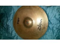 cymbals going cheap.