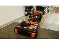 Black and Decker BDH18 18V Cordless Drill