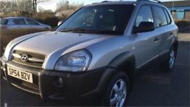 Hyundai Tucson Jeep 4x4 Car