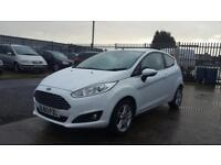 2013 Ford Fiesta zetec econotic 1.0 petrol 3 door hatchback 12 month mot
