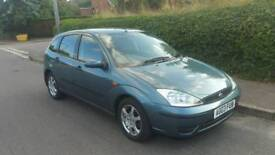 Ford focus very low miles full mot