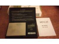 Mycro MZ-100-BK Scale
