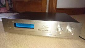 pioneer reverberation amplifier SR-303