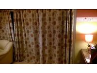 Lounge Curtains (2 pairs)