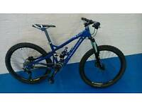 Giant Trance full suspension mountain bike