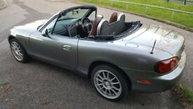 Stunning Limited Edition MX-5 - low mileage, new MOT, new soft top
