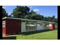 Holiday chalet to let (Broadside Chalet Park) in Norfolk - Stalham - near the Sea and Broads!