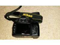 Nikon D3000 DSLR Camera - Body Only - *10.2 megapixels* *Perfect Condition*