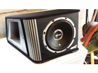 Vibe black air 1600 watt car subwoofer
