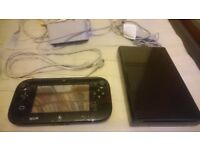 Nintendo Wii U, Black 32GB