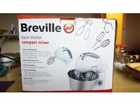 **Sale** Breville SHM2 Twin Motor Hand and Stand Mixer for great price **Sale**