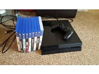 Bargain Buy - playstation4 console, 2 controllers and selection of games £270