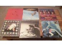 Collection of 27 Rock Vinyl SOLD PENDING COLLECTION