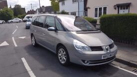 Renault grand espace 2.0dci Automatic 7 seater Low milage