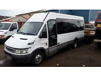 IVECO DAILY 2.8...50C13...6 SPEED GERBOX...650 £