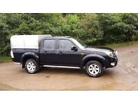 Ford Ranger XLT pickup (No VAT)