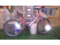 20 inch childrens / kids bicycle