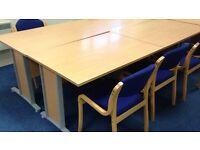 6 desks for sale