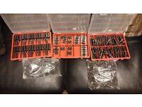 100s of audio connectors adaptors resell car boot wholesale job lot