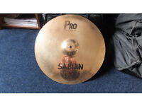 "SABIAN PRO 17"" STUDIO CRASH BRIGHT FINISH"
