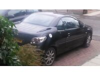 Stunning peugeot 206cc for sale