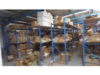 Job lot greeting cards and gifts warehouse closing